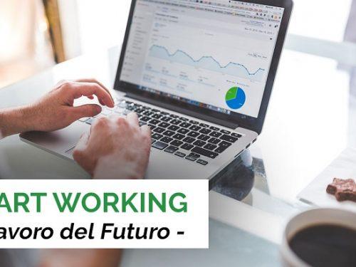 Smart working, meno stipendio più comodità.