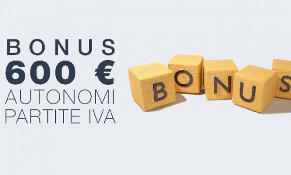 Bonus 600 euro professionisti: da 1° aprile le domande, come fare.