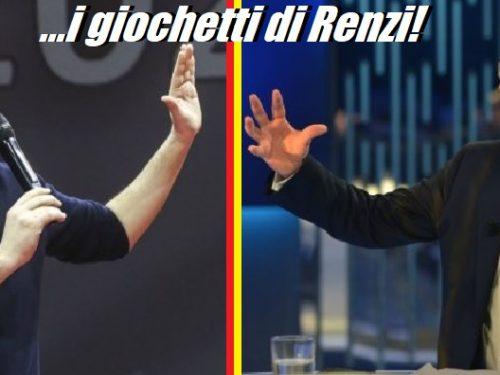 Bonafede e i giochetti di Renzi. di Gaetano Pedullà 0 (0)