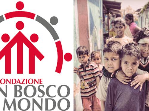 Don Bosco nel mondo. Un nuovo logo per una missione sempre innovativa.