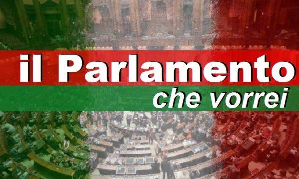 Il Parlamento che vorrei. di Giacomo-TO