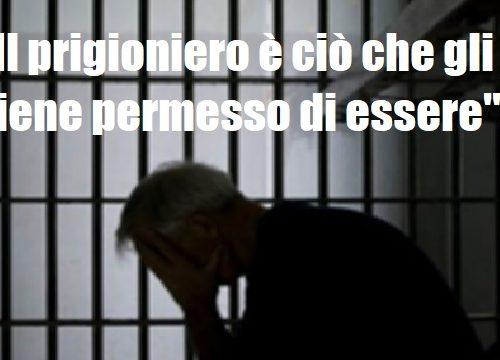 Pasquale De Feo, da 37 anni in carcere, senza mai uscire. diCarmelo Musumeci