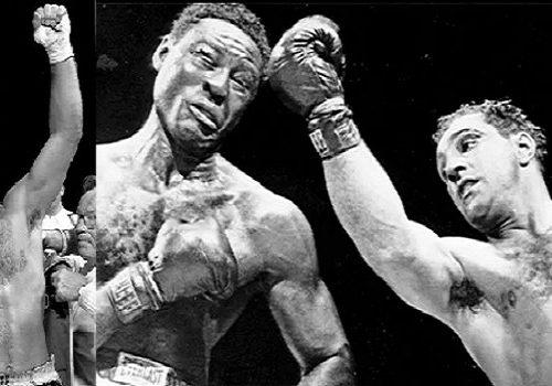 Gli dei dello sport. Rocky Marciano. di Alberto Sigona