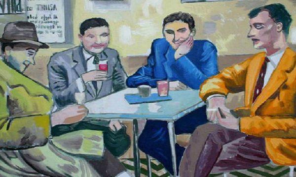 Erano quattro amici al bar…