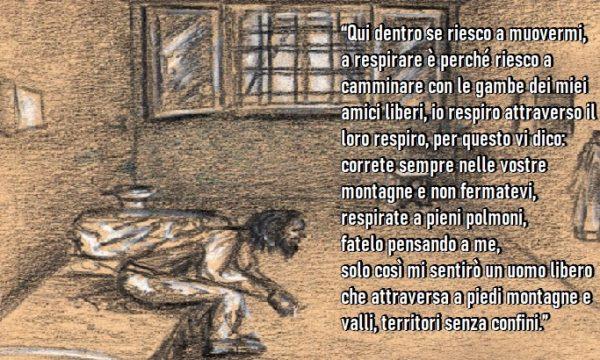 Voci dal buio: l'ergastolano Pasquale De Feo ricorda Mario Trudu.