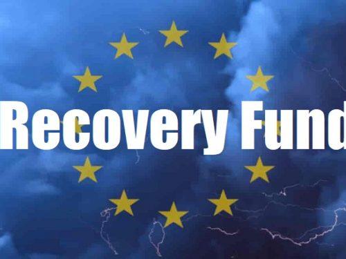 Il Recovery Fund come strumento per politiche di riequilibrio territoriale.