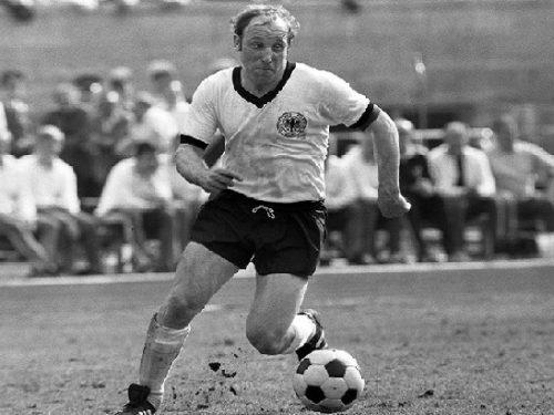 Gli dei dello sport. Uwe Seeler.
