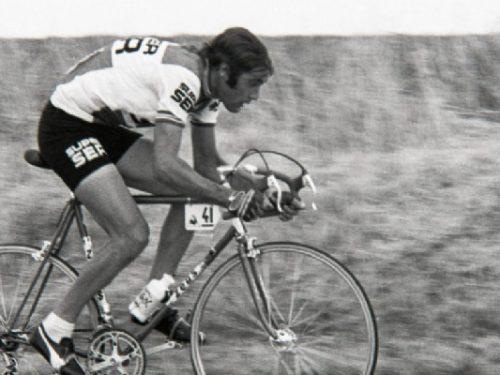 Gli dei dello sport.  Luis Ocaña.
