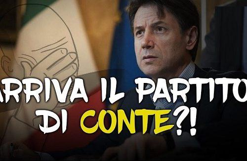 La balla del partito di Conte. 0 (0)