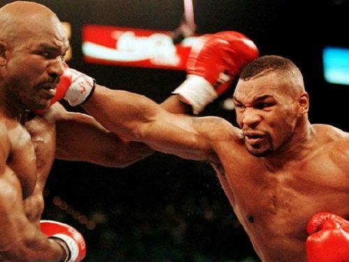 Gli dei dello sport. Mike Tyson.