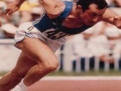 Gli dei dello sport. Pietro Mennea.