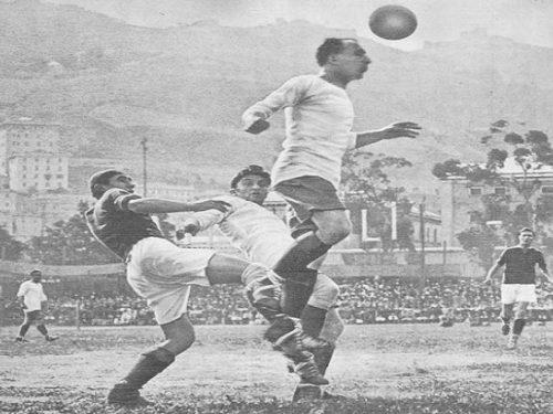 Gli dei dello sport. Renzo De Vecchi.