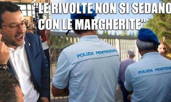 Torture in carcere, 57 poliziotti indagati a Santa Maria Capua a Vetere.