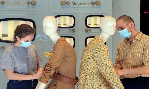 La moda nei tempi del Coronavirus.