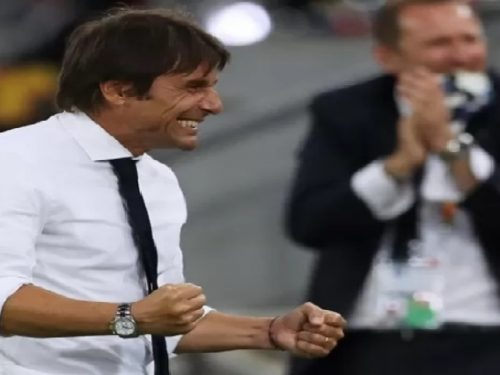 Antonio Conte porta in finale di Europa League la sua Inter.