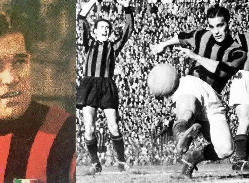 Gli dei dello sport. Gunnar Nordhal.