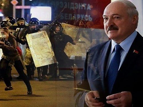 Bielorussia, scontri e arresti dopo la rielezione di Lukashenko.