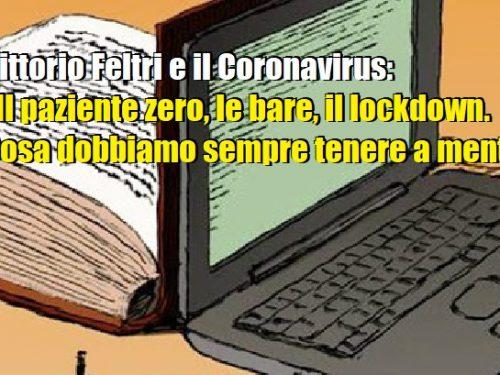 'Era il tempo della pandemia', l'ultimo libro di Nicola Apollonio. Quando, alla memoria, la 'carta stampata' è più utile del 'web'.