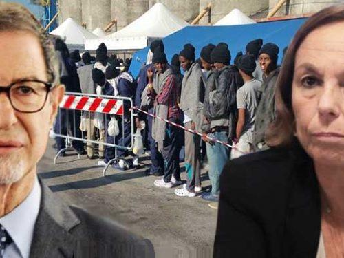 Musumeci: Via tutti i migranti! La Sicilia non può essere invasa, mentre l'Europa si gira dall'altro lato e il governo non attiva alcun respingimento.