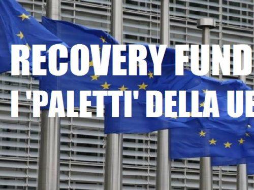 L'Europa detta le condizioni per incassare il Recovery Fund.