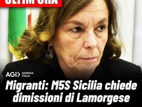 Matteo Salvini twitta: #GOVERNOCLANDESTINO