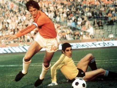 Gli dei dello sport. Johan Cruif 0 (0)