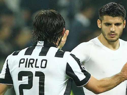 """La Juventus twitta: """"Alvaro Morata is back in town""""! 0 (0)"""
