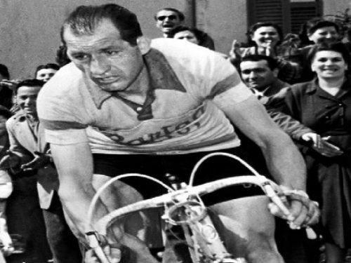 Gli dei dello sport. Gino Bartali