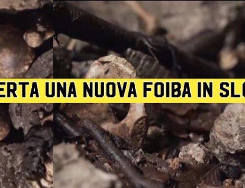Scoperta una nuova foiba in Slovenia. 250 le vittime trucidate.