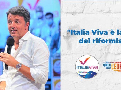 Renzi: In politica non bastano le buone idee, servono i voti.