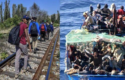 Perchè i migranti vogliono venire tutti in Italia?