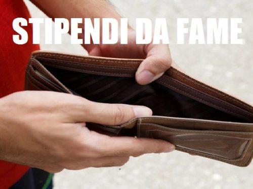 Come si fa a campare con uno stipendio di mille e duecento euro al mese? 5 (7)