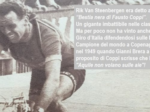 Gli dei dello sport. Rik Van Steenbergen 0 (0)