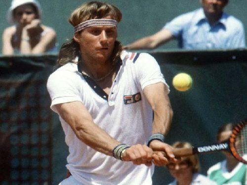 Il tennis rivoluzionario di Bjorn Borg. 0 (0)
