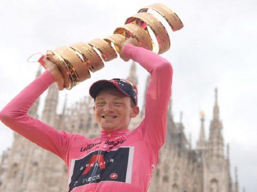 Geoghegan Hart ha vinto il Giro d'Italia 2020. 5 (1)