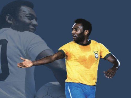 Pele, semplicemente il Re del calcio. 5 (2)