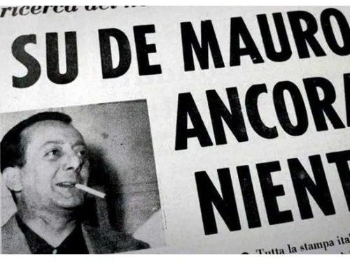 Cosa c'entra il caso De Mauro con il gas algerino? 0 (0)