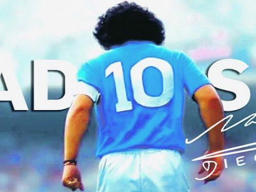 Dio creò il calcio e vide che era. . . Maradona! 3.3 (4)