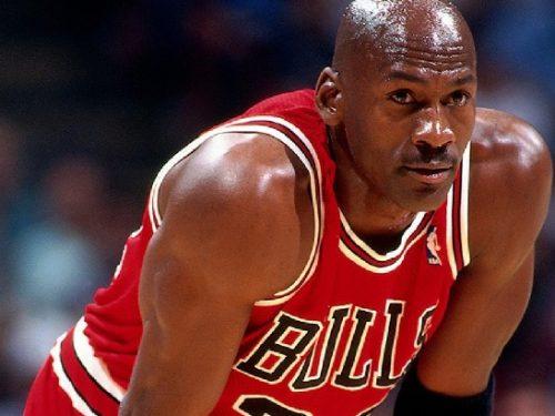 Michael Jordan, una leggenda del basket. 3.5 (2)