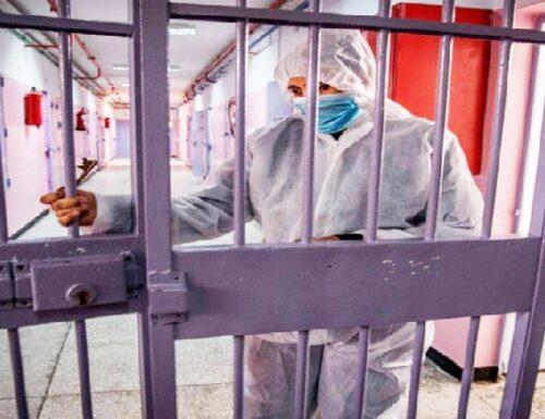 Coronavirus: vivere in carcere è come essere morti con gli occhi aperti.