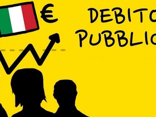 Debito pubblico: nuovo record a 2.583 miliardi! 4 (2)
