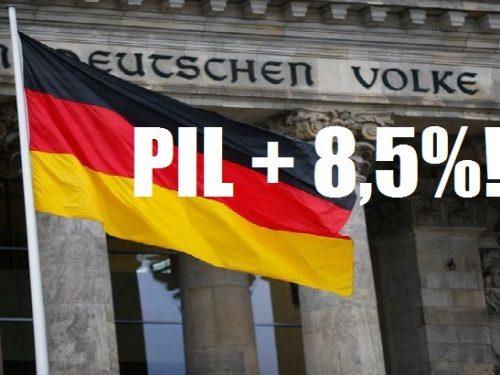 Germania, il Pil cresce dell'8,5% nonostante il Covid19! 5 (9)