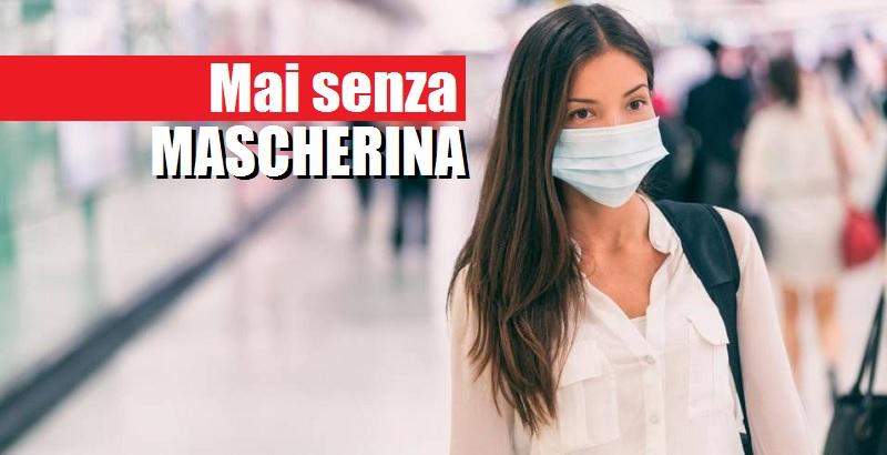 Mascherine chirurgiche. Se usate correttamente riducono del 75% la trasmissione del virus!