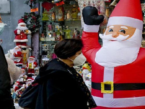 Sarà un Natale più 'intimo', ma non per questo meno sentito. 4.7 (9)