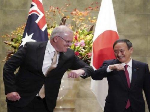 Accordo militare fra Australia e Giappone in funzione anticinese. 5 (1)