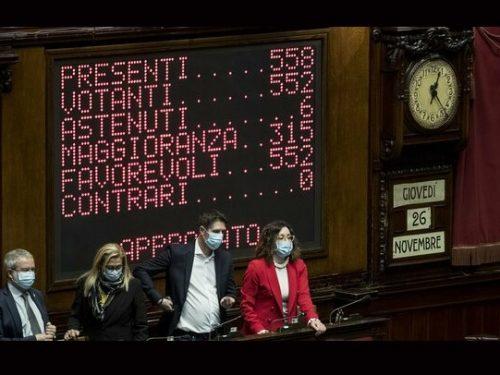 Scostamento di bilancio, un voto che somma debiti su debiti. C'è poco da stare allegri! 5 (8)