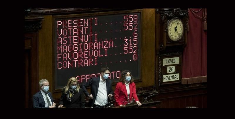 Scostamento di bilancio, un voto che somma debiti su debiti. C'è poco da stare allegri!