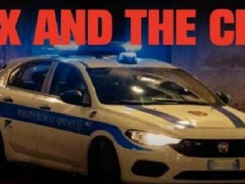 Roma. Vigili urbani fanno sesso nell'auto di servizio: la carne è debole e il Corpo (quello della municipale) anche. 4.8 (8)