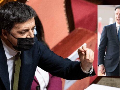 Renzi: Dopo il Conte 1, dopo il Conte Bis ora siamo al'Conte dimezzato'!