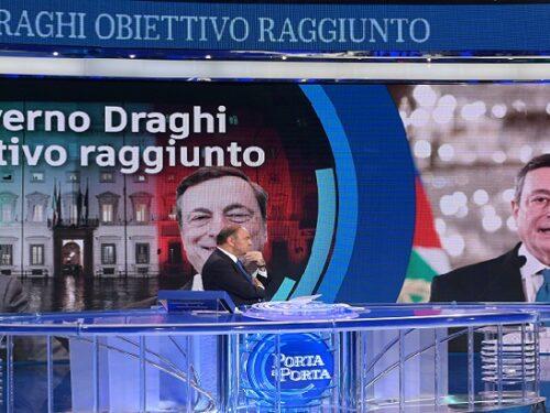 Renzi: Il Governo Draghinon ha ancora giurato ma già ha prodottosignificative novità.